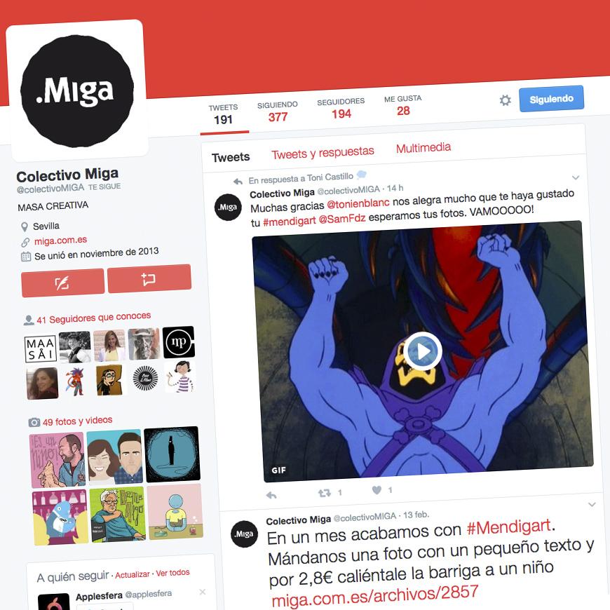 La Miga Social – Nuestras Redes Sociales