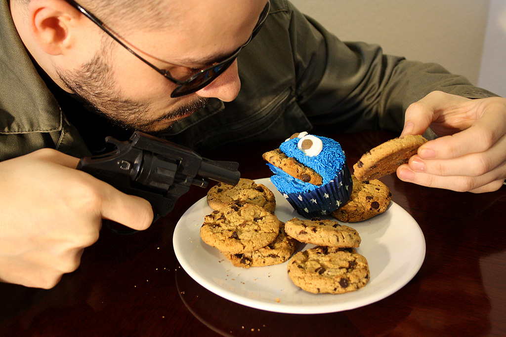 El otro Samu Vs. Muffins