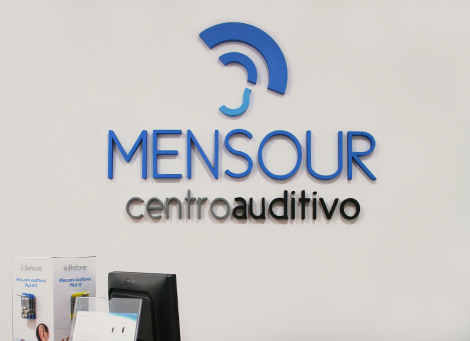 Web Mensour Centro Auditivo